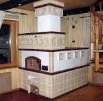Русская печка для дачи