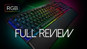 Full Review- <b>Corsair Gaming K70 RGB</b> Mechanical <b>Gaming</b> Keyboard