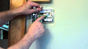 how to install a thermostat white rodgers thermostat youtube White Rodgers Thermostat Wiring Diagram how to install a thermostat white rodgers thermostat white rodgers thermostat wiring diagram 1f78