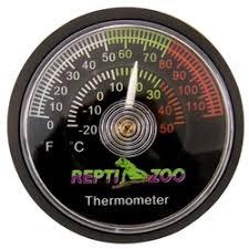 """Электронный термометр и <b>гигрометр для террариума</b> """"Repti-zoo"""""""
