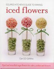 guide making kitchen: squires kitchens guide to making iced flowers piped and stencilled sugar