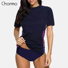 Online Shop <b>Charmo Women</b> Short Sleeve Dry-Fit Quick-drying ...