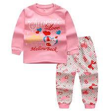 Baby boy Clothes Kids Pajamas Sets Children Cotton ... - Amazon.com