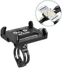 Lixada <b>bicycle phone mount</b>, <b>universal</b> adjustable for 3.6 - 6.2 inch ...
