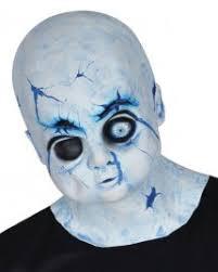 Seasonal Visions International <b>Bisque</b> Zombie <b>Baby Mask</b> : Karnival ...