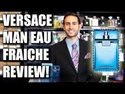 <b>Man Eau Fraiche</b> by <b>Versace</b> Fragrance / Cologne Review - YouTube