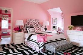 girls room paint ideas pink