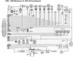 1991 ford mustang horn wiring diagram 1991 auto wiring diagram 1993 ford mustang wiring diagram 1993 home wiring diagrams on 1991 ford mustang horn wiring diagram