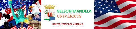 NELSON MANDELA UNIVERSITY, UNITED STATES OF AMERICA