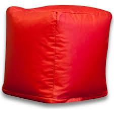 <b>Пуф Bean-bag Кубик</b> - красный | www.gt-a.ru