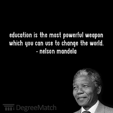 Nelson Mandela | Quotes by Famous Personality | Pinterest | Nelson ... via Relatably.com