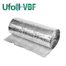 Polyethylene Double Bubble UFoil Insulation 2BDA - 1.2m x 25m <b>x</b> ...