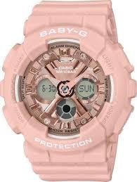 Наручные <b>часы Casio</b> Baby-G, <b>BA</b>-<b>130</b>-<b>4AER</b>