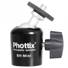 Phottix BH-<b>Mini Ballhead</b>