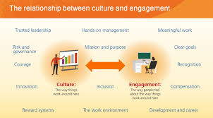the new organization different by design josh bersin what is the relationship between culture and engagement while many vendors are mixing the words somewhat randomly our research shows that they are