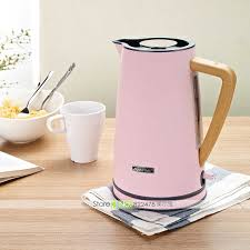 double quick electric kettle 304 full stainless steel home automatic power overheat protection