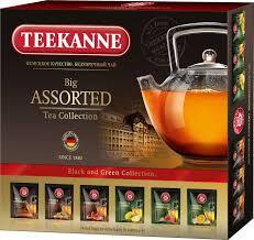 <b>Чайный набор Ассорти</b> 24 пак. Teekanne — купить в Москве в ...