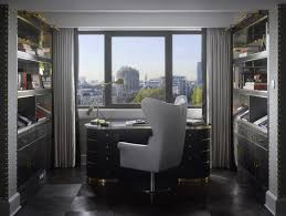 beautiful home office space with view rotal suite in london beautiful home office view