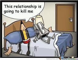 Random Enthusiasm 13 HILARIOUS Relationship Memes That Will Make ... via Relatably.com