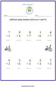 printable math worksheets for kindergarten addition | Kids Activitiesprintable math worksheets for kindergarten addition