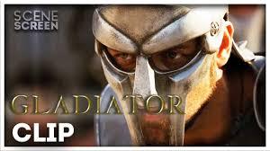 My Name Is Maximus | <b>Gladiator</b> | SceneScreen
