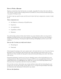 how to type up a resume templates com how to type up a resume 3leemeny