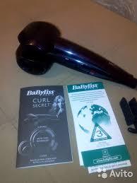 <b>Стайлер</b> для создания локонов <b>BaByLiss curl</b> купить в ...