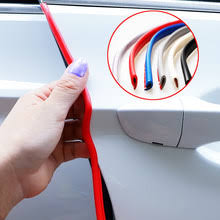car door edge molding