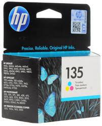 Купить <b>Картридж</b> струйный <b>HP 135</b> (<b>C8766HE</b>) по супер низкой ...