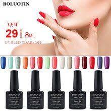<b>BOLUOYIN</b> 8ML Nails <b>Gel</b> UV <b>Colors</b> UV <b>Gel</b> Nail Polish Primer 3 in ...