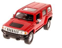 Внедорожник <b>Welly Hummer H3</b> (39887) 1:32 — купить по ...