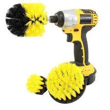 <b>GOCOMMA 3</b>-in-<b>1 Electric Drill</b> Brush Head - Yellow 6.24€ anzichè ...
