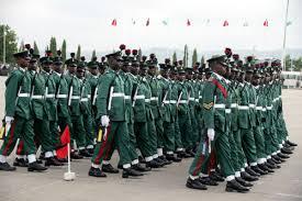 Résultats de recherche d'images pour «armée nigériane»