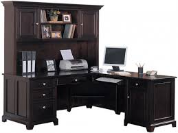 impressive office desk with hutch making office desk with hutch office decorations ideas amazing wood office desk