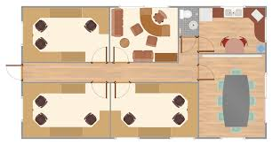 office floor plans building drawing tools design elements office layout