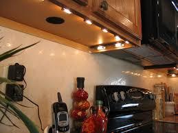 archaic puck lights cabinet lighting backsplash home