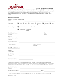 hotel credit card authorization form authorization letter marriott credit card form by pir9i7 credit card authorization form template