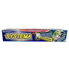 "<b>Зубная паста Lion</b> ""<b>Thailand</b> Systema"" для глубокой очистки со ..."