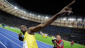 Olympic Legends: Usain Bolt - Fastest man on the planet | Guinness ...