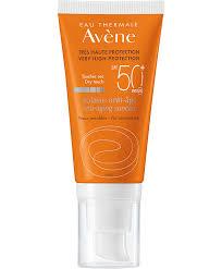 <b>Солнцезащитный антивозрастной крем</b> SPF50+ | Термальная ...