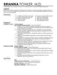 sample surgeon healthcare contemporary medical technologist resume sample