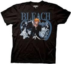 <b>Bleach</b> T-Shirts, <b>Bleach Anime</b> T Shirts