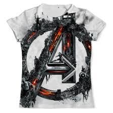 Купить футболки <b>Капитан Америка</b>, футболки с принтом Капитан ...