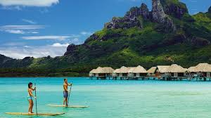 Image result for bora bora map