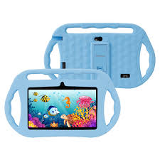 Shockproof Silicone Case, <b>7 inch</b> Tablet PC Case With Handle And ...