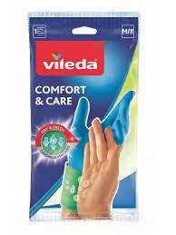 <b>Перчатки</b> Комфорт с кремом для чувствительной кожи рук M ...