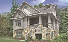 Lovely House Plans With Garage Under   Small House Plans With        High Quality House Plans With Garage Under   Drive Under Garage House Plans