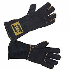<b>Перчатки ESAB Heavy Duty</b> BLACK - купить | Евротек
