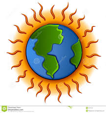 effects of global warming clipart clipartfest global warming planet earth