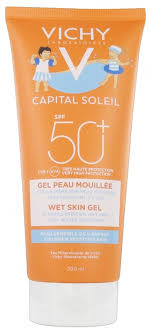 <b>Vichy Capital Soleil</b> Wet Skin Gel SPF 50+ Special Children 200ml